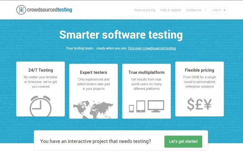 Crowdsourced Testing - Wayra