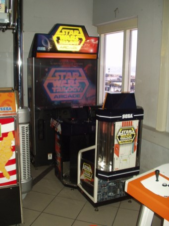 Star Wars Trilogy Arcade - Arcades de leyenda
