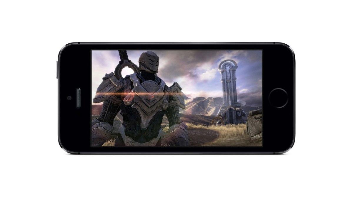 iphone 5 game