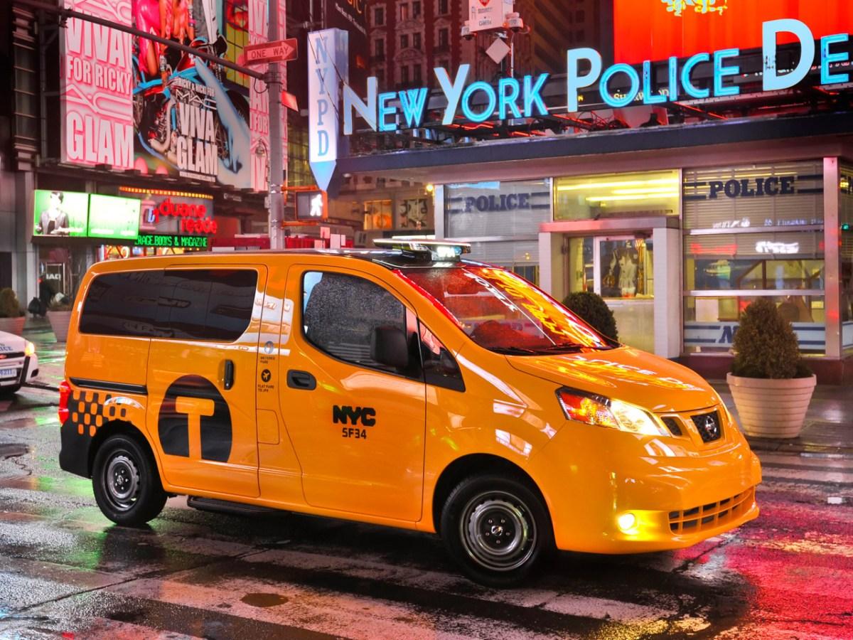 taxi de Nissan