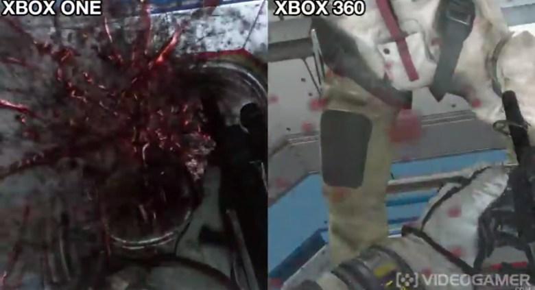 Comparativa entre Xbox One y Xbox 360