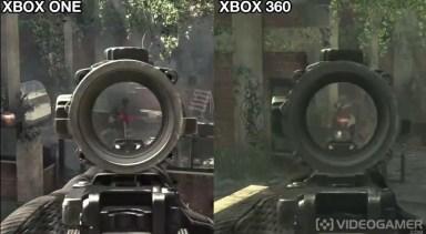 Xbox 360 y Xbox One
