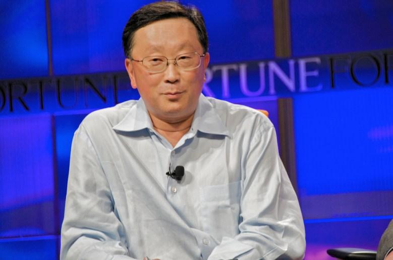 John Chen nuevo CEO de BlackBerry