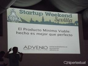 Startup Weekend Sevilla 14