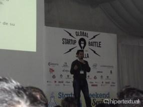 Startup Weekend Sevilla 17