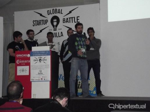 Startup Weekend Sevilla 33