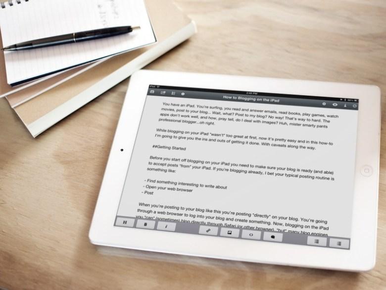 aplicaciones documentos ipad