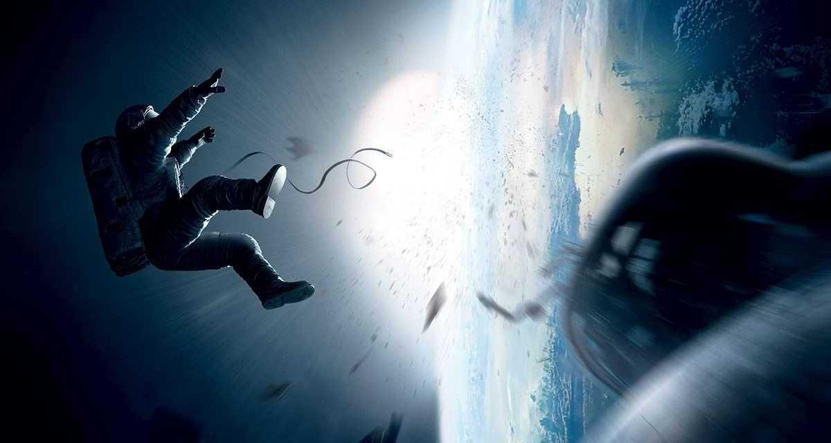 gravity basura espacial