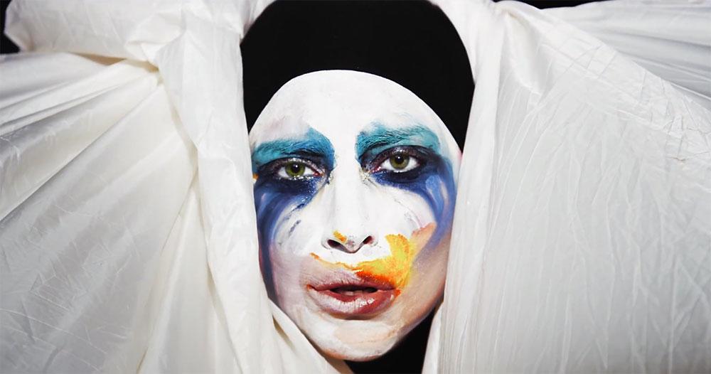 Virgin Galactic Lady Gaga