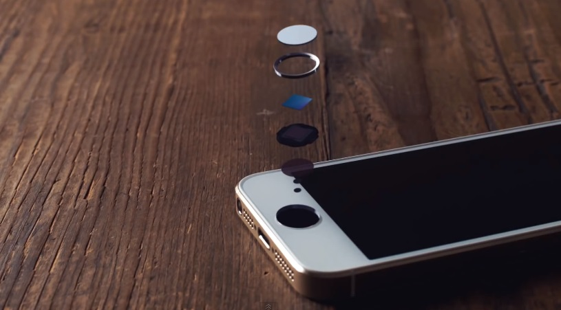 touch id boton