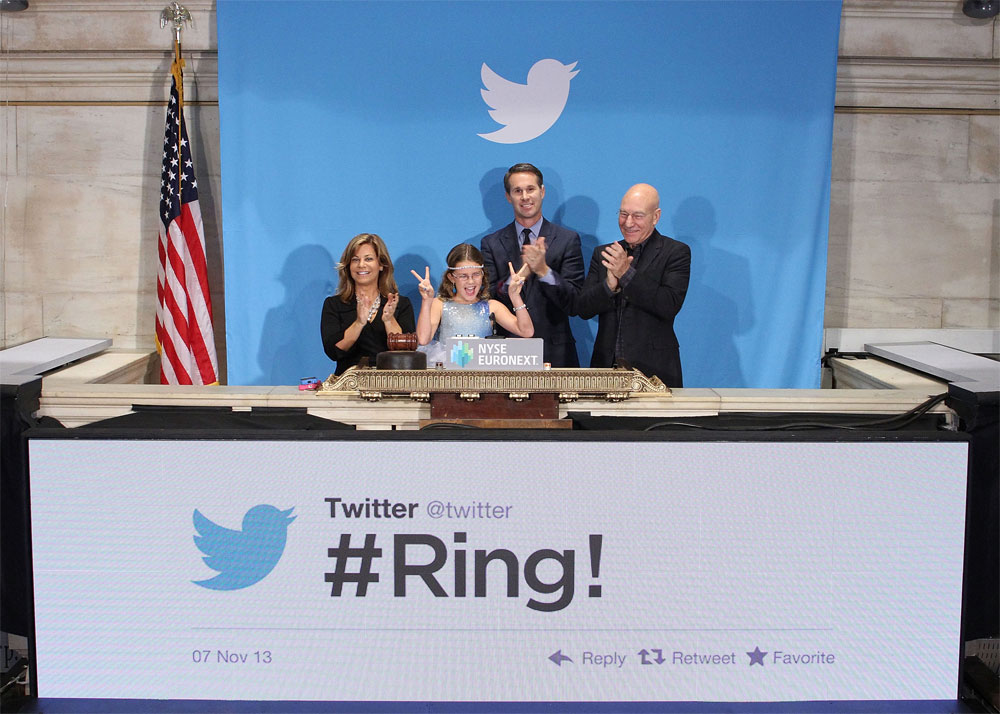 Twitter NYSE