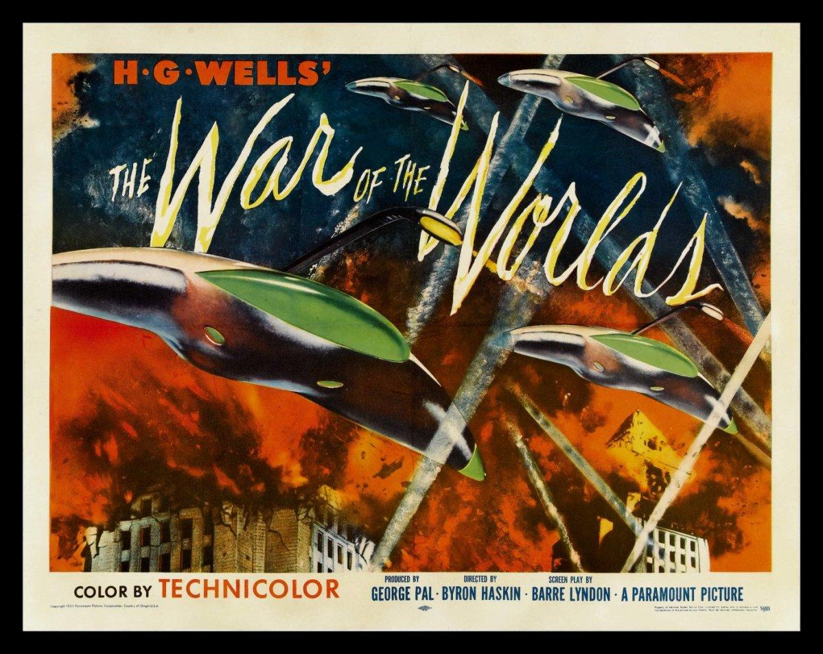 war of the worlds - clásicos de la ciencia-ficción