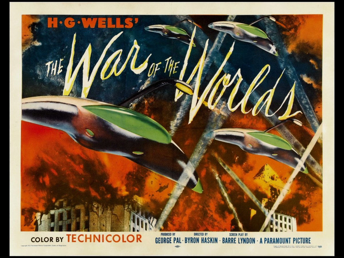 war of the worlds - clásicos de la ciencia-ficción