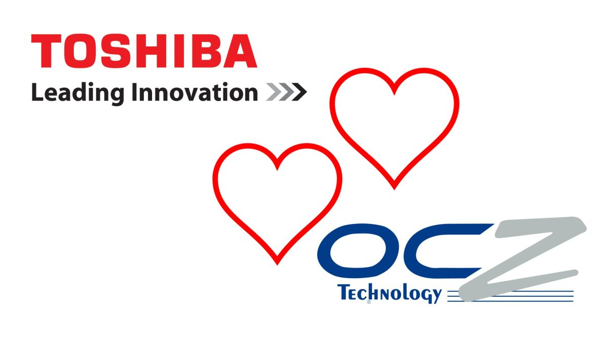 Toshiba compra OCZ