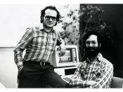 Bob Frankston and Dan Bricklin