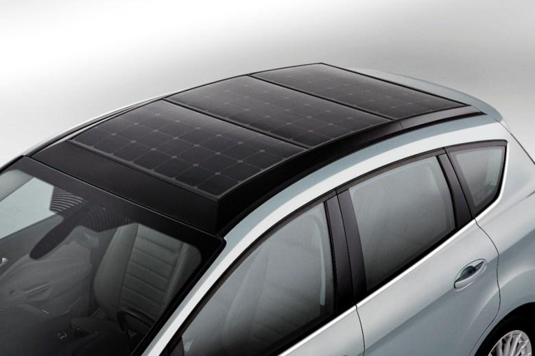C-MAX Solar Energi Concept