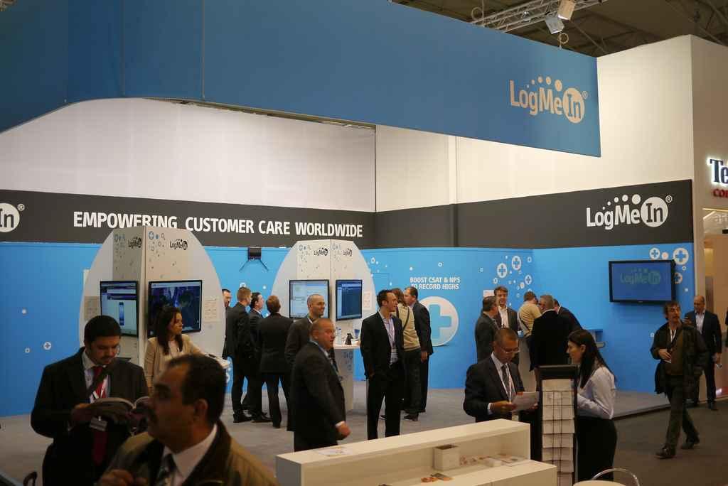 LogMeIn en el MWC 2013