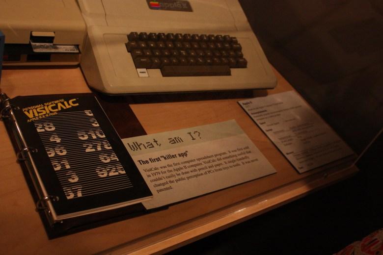 VisiCalc manual