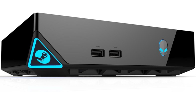 alienware steam machines