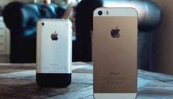 aniversario del iphone