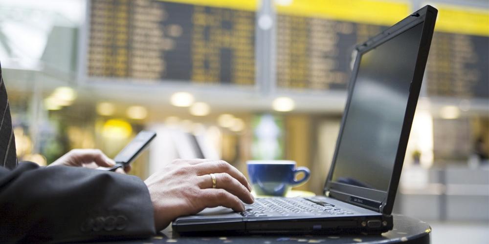 wi-fi gratis aeropuerto