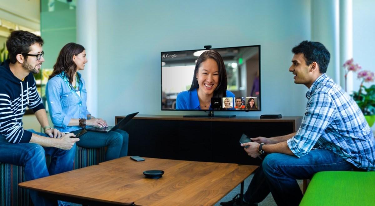 Chromebox videoconferencia