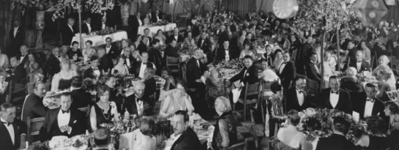 Primera gala de los Oscar 1929