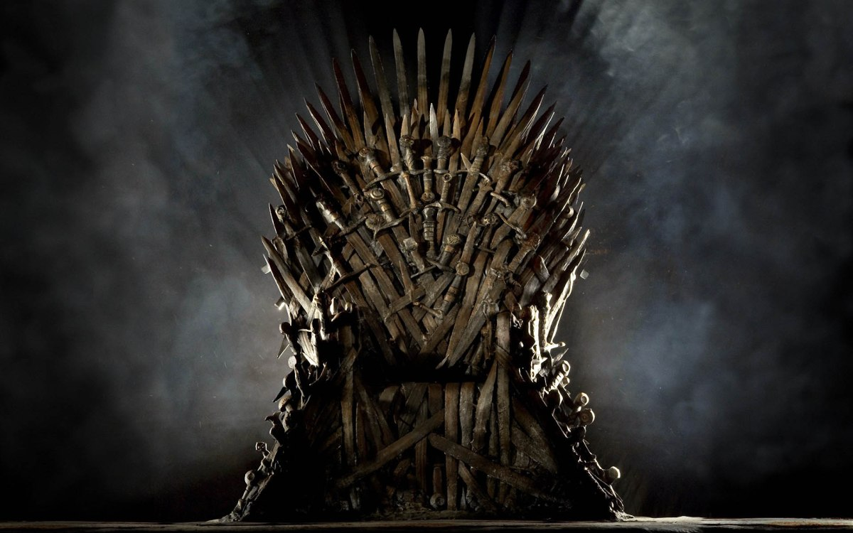 game of throne iron