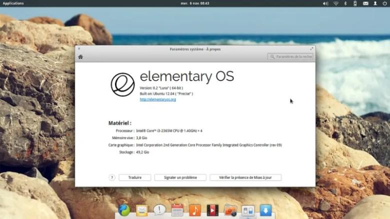 Elementary OS - Fin de soporte de XP
