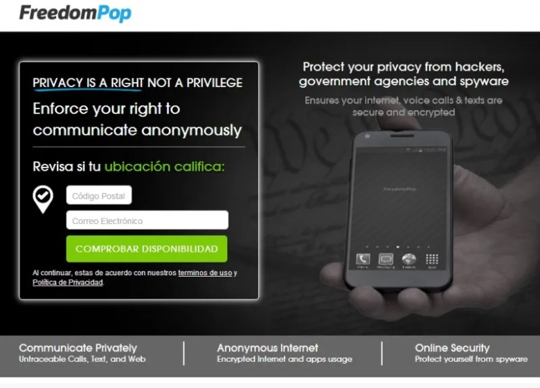 The Privacy Phone