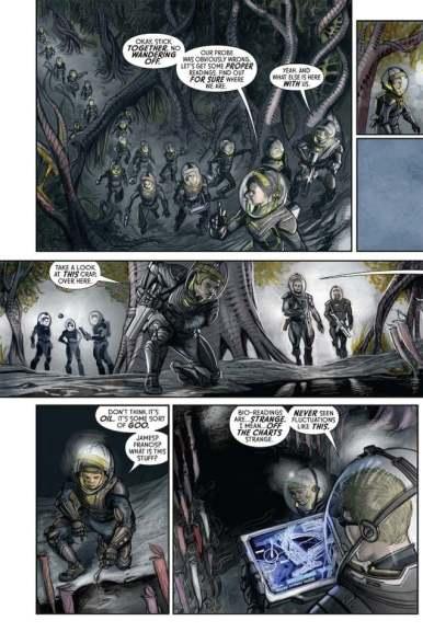 prometheus comic 2