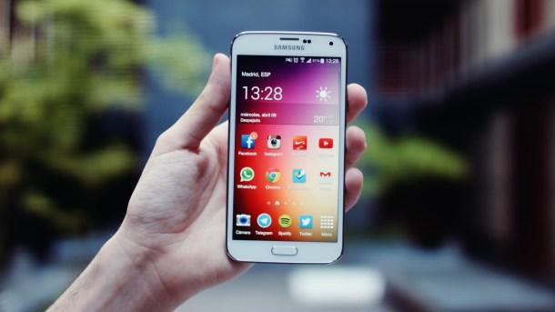 Samsung Galaxy S5 - Destacada