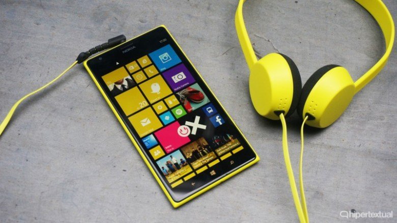 Nokia Lumia 1520, el mejor Delta E del mercado.