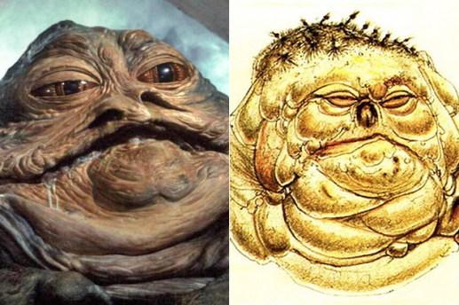 Jabba the Hutt, 'Star Wars' - Imgur