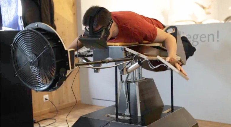 bridly ave volando oculus rift