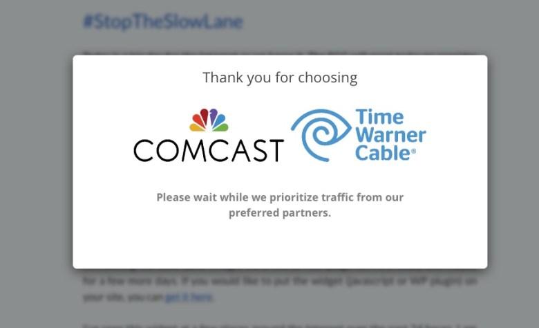comcast FCC