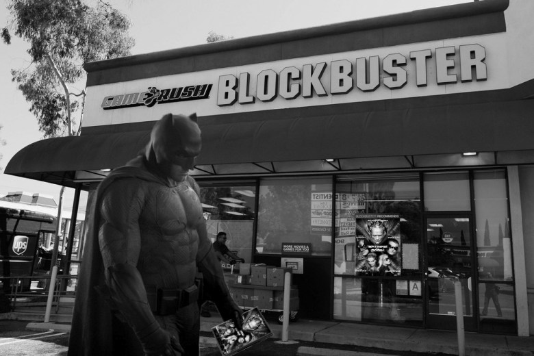 Image: Blockbuster Video Files For Chapter 11 Bankruptcy