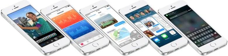 ios 8 iphone