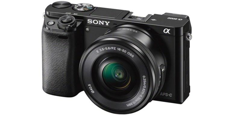Sony A6000 que camara compacta comprar recomendaciones