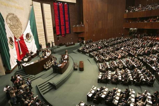 Cámara de Diputados México