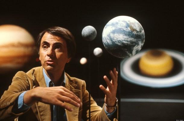 película de Carl Sagan
