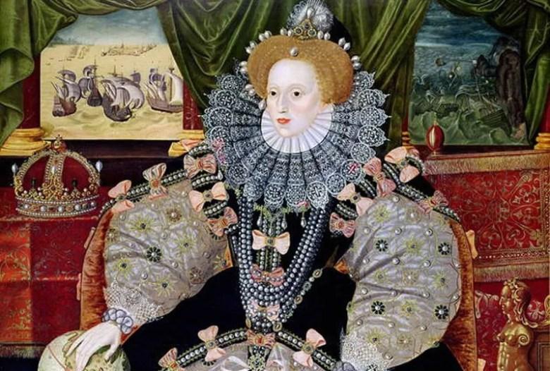 «Isabel I tras la derrota de la Armada Invencible.» Disponible bajo la licencia Public domain vía Wikimedia Commons.