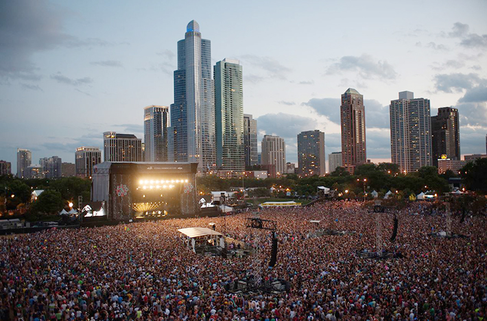 Lollapalooza Chicago 2014