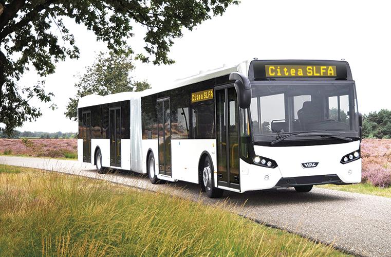 autobuses articulados