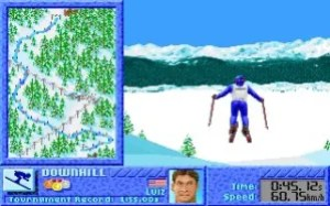"""The Games Winter Challange"" 1991-1992"