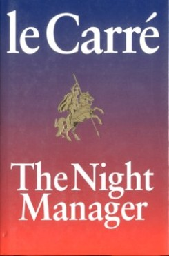 """TheNightManager"" by http://www.fantasticfiction.co.uk/edition/?isbn=0340592818. Licensed under Fair use of copyrighted material in the context of The Night Manager via Wikipedia - http://en.wikipedia.org/wiki/File:TheNightManager.jpg#mediaviewer/File:TheNightManager.jpg"