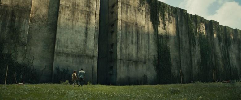 maze runner-vista