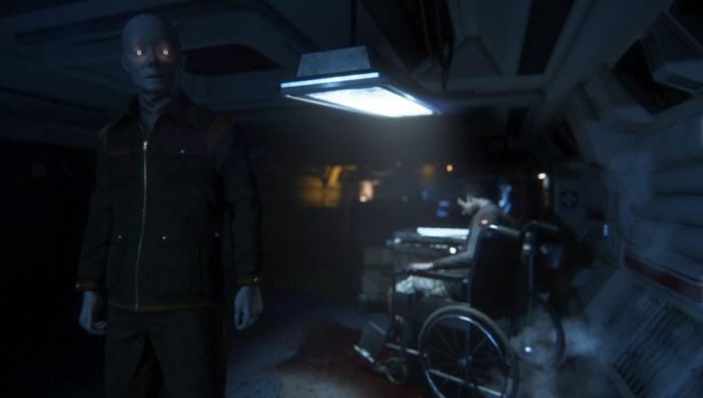 Alien Isolation Cyborg