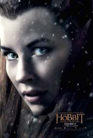 Hobbit-Battle-of-Five-Armies-Tauriel-poster