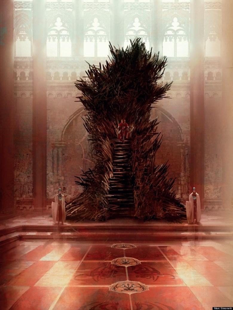 el trono de hierro game of thrones